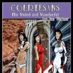 Courtesans Weird and Wonderful - Book and Miniature Combo Pack
