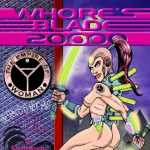 Whore's Blade 20,000 - Book and Miniature Combo Pack
