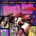 Whore's Blade Heroics - Book and Miniature Combo Pack