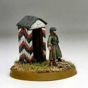 German Army Sentry and Sentry Bbox.
