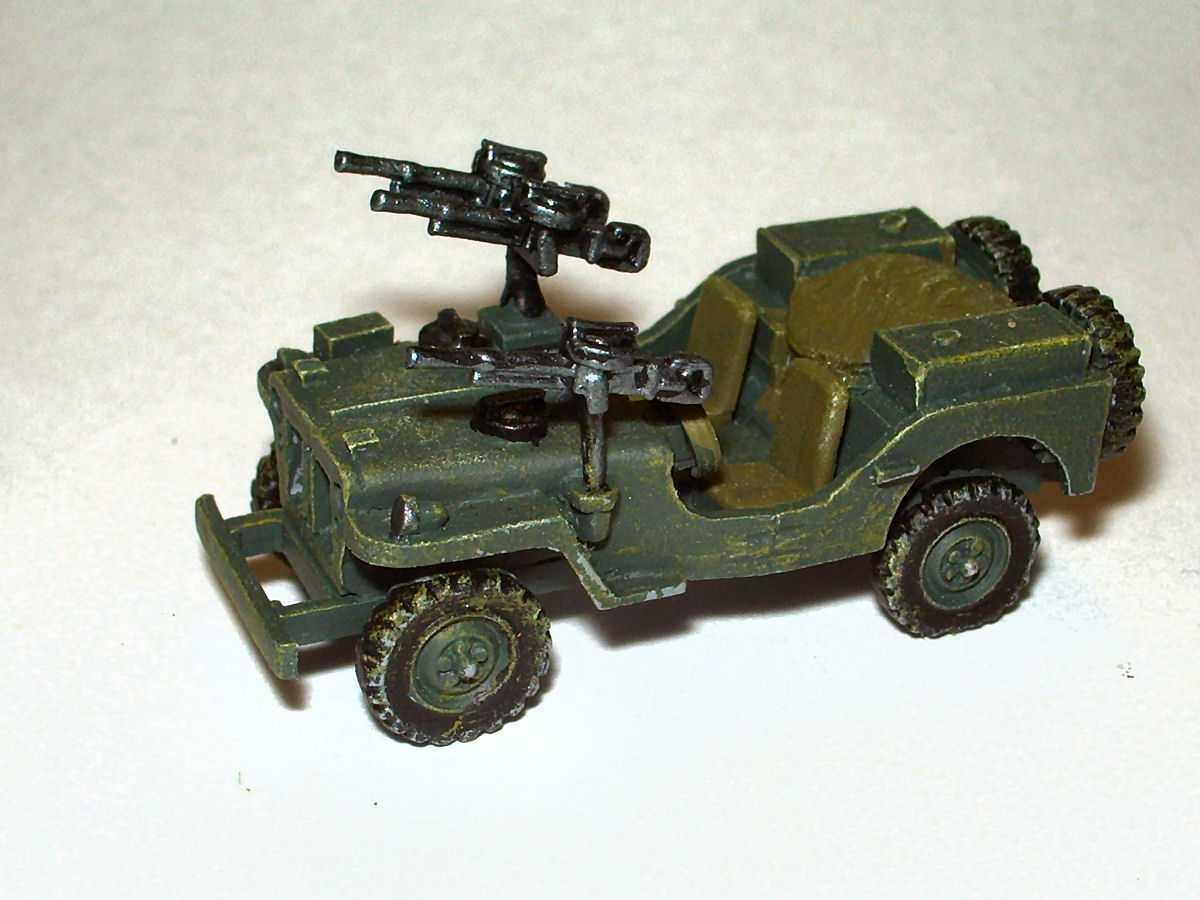 Types Of Jeeps >> Willys Jeep Sas European | Table Warfare Miniatures