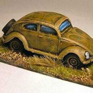 VW Beetle for Field Works