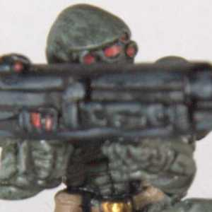 Paradox Missile Trooper Crouching