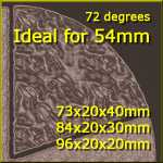 54mm Personal Use Shared Mould Package