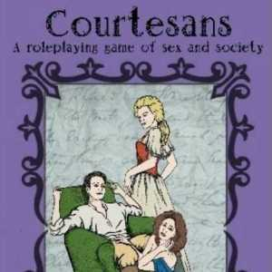 Courtesans - Book and Miniature Combo Pack