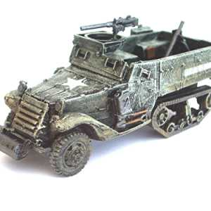 M2 Half-Track 3 inch Mortar Carrier