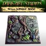 Jungle Base 40mm square